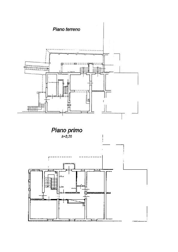 Planimetria 1/2 per rif. AP601