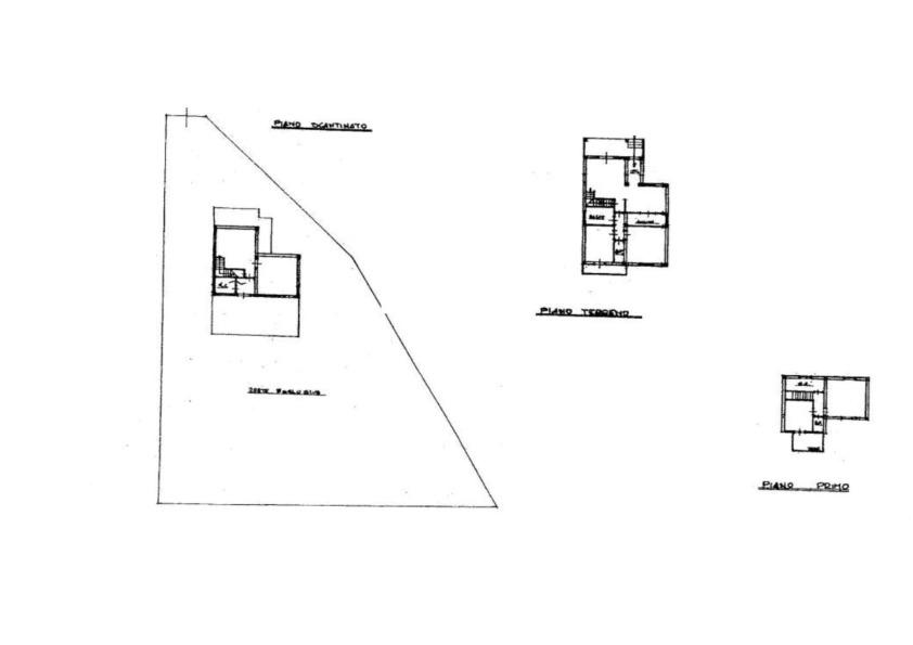 Planimetria 1/1 per rif. AP616