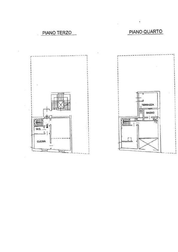 Planimetria 1/1 per rif. AP617