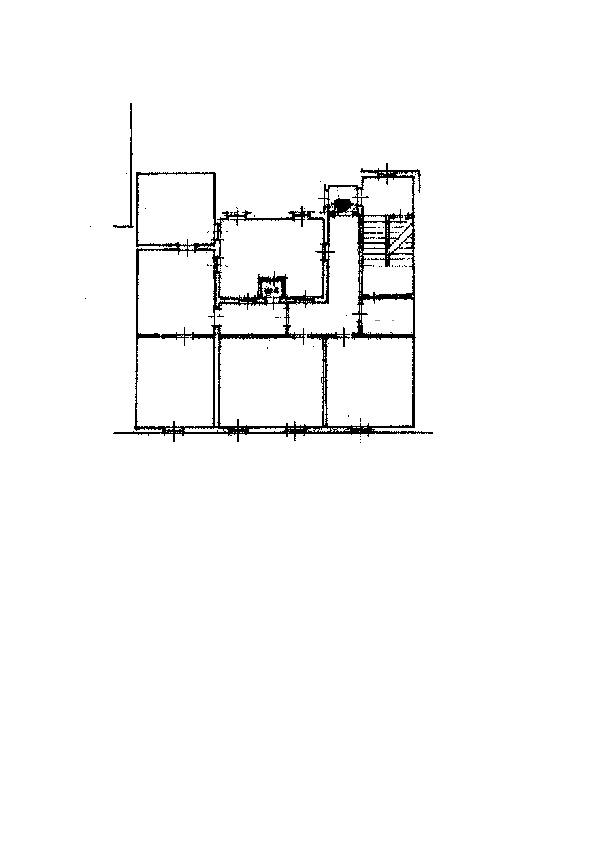 Planimetria 1/1 per rif. AP628