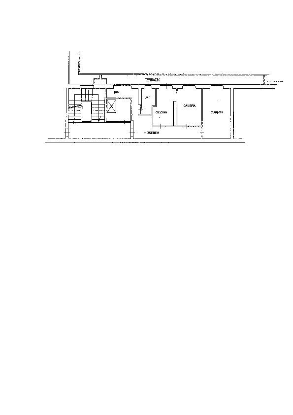 Planimetria 1/1 per rif. AP630