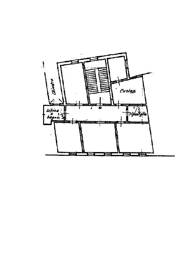 Planimetria 1/1 per rif. AP633