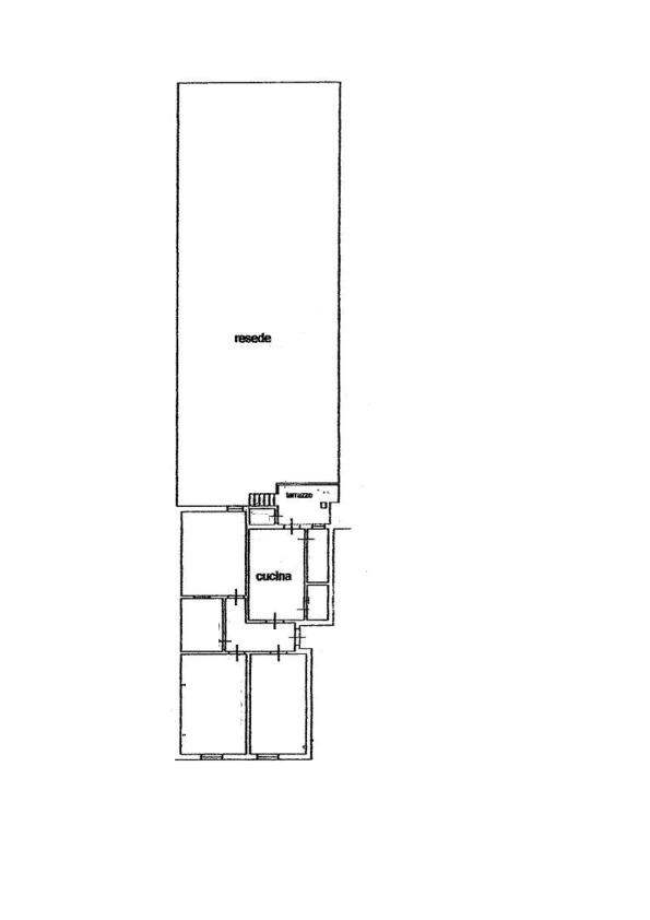 Planimetria 1/2 per rif. AP636