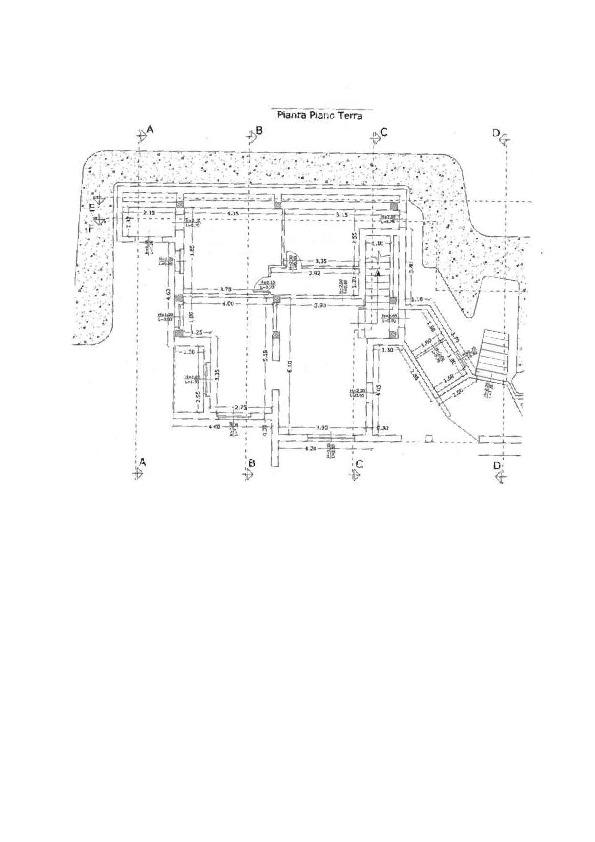 Planimetria 1/2 per rif. CA637