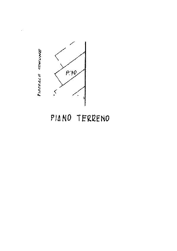 Planimetria 2/2 per rif. AP641