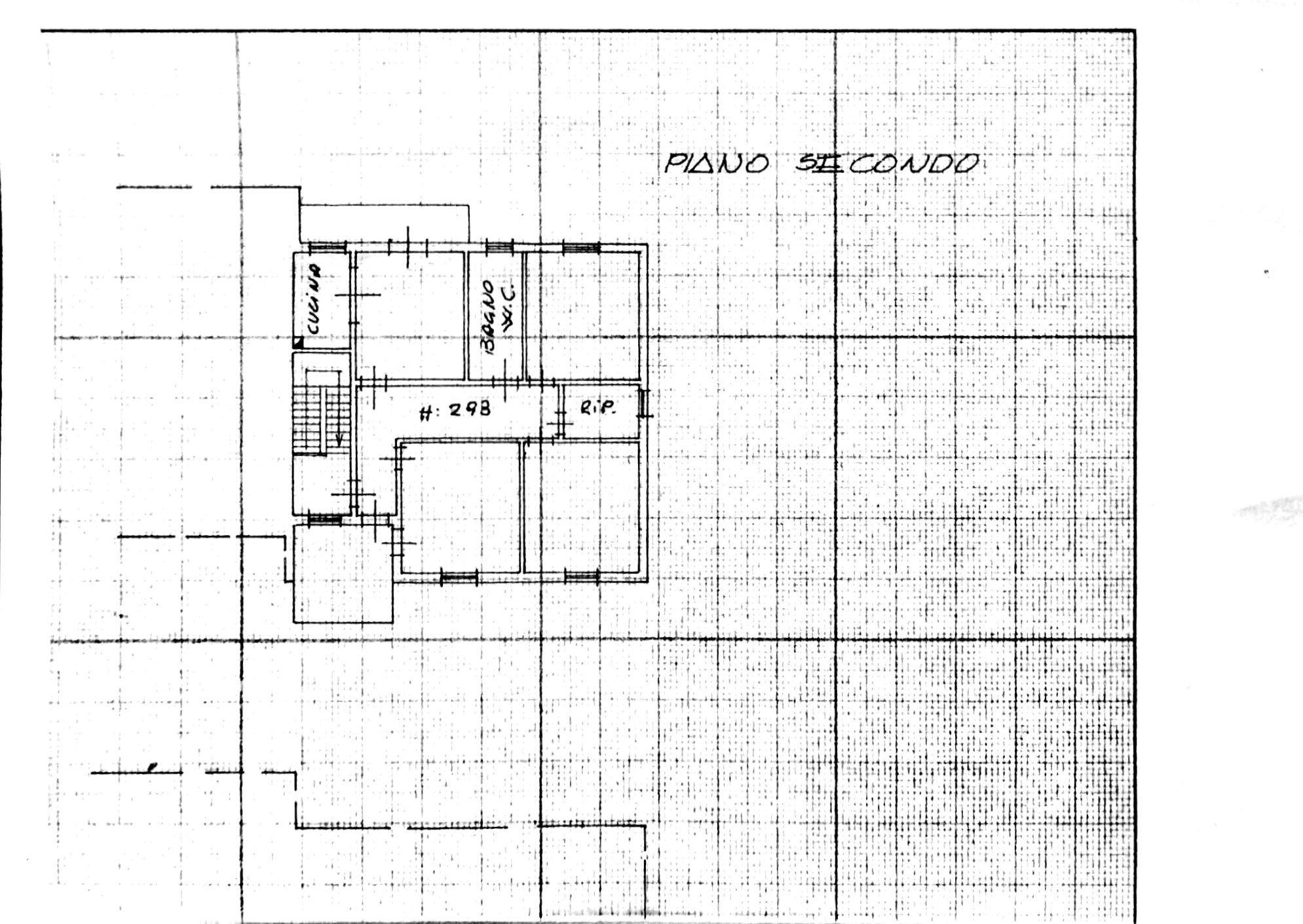 Planimetria 2/2 per rif. 8379