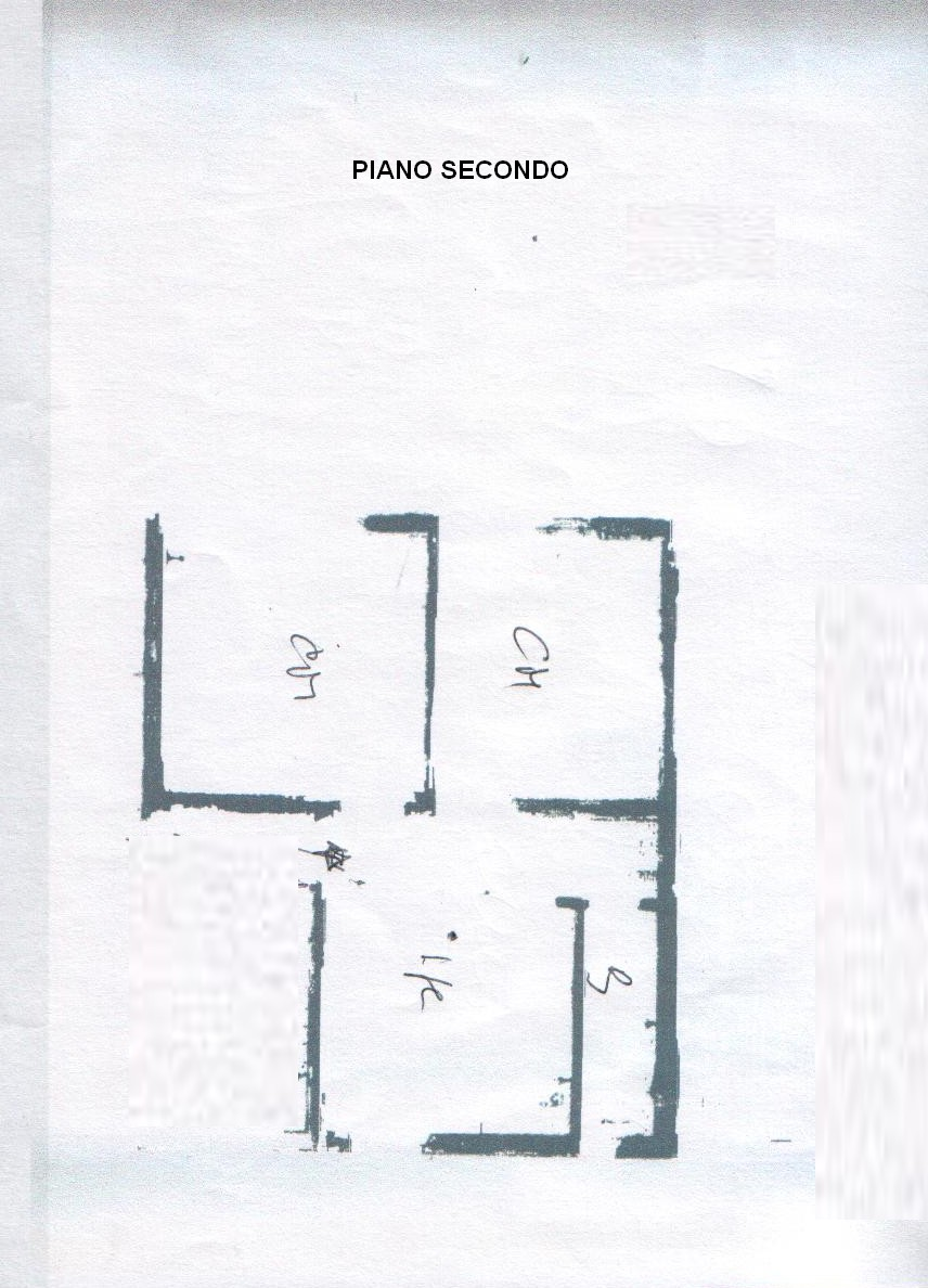 Planimetria 1/2 per rif. 7644