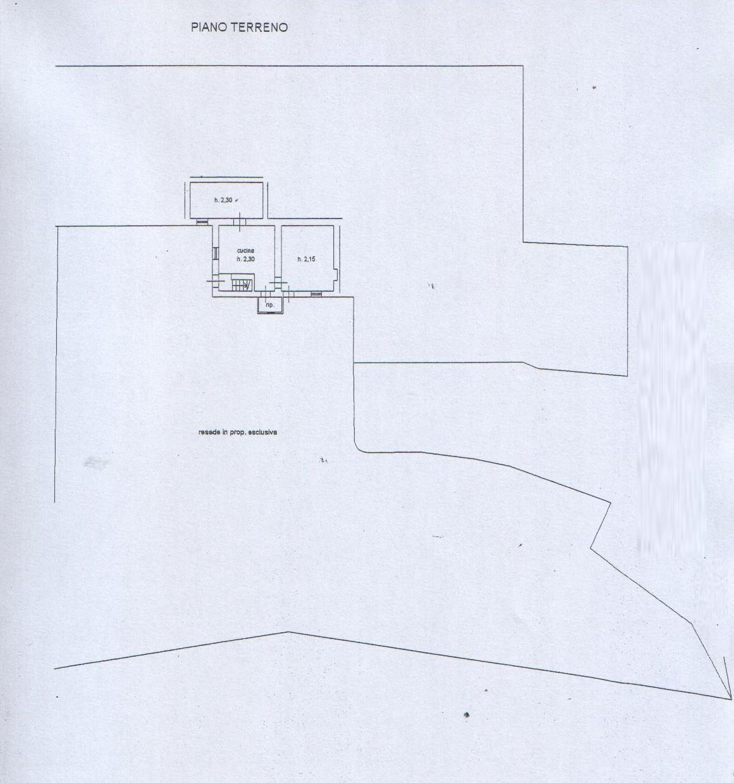 Planimetria 2/3 per rif. 8127