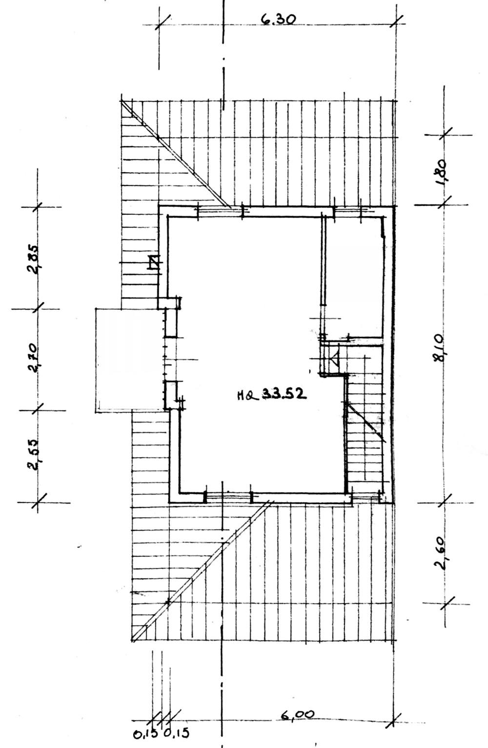 Planimetria 2/2 per rif. 8156-03