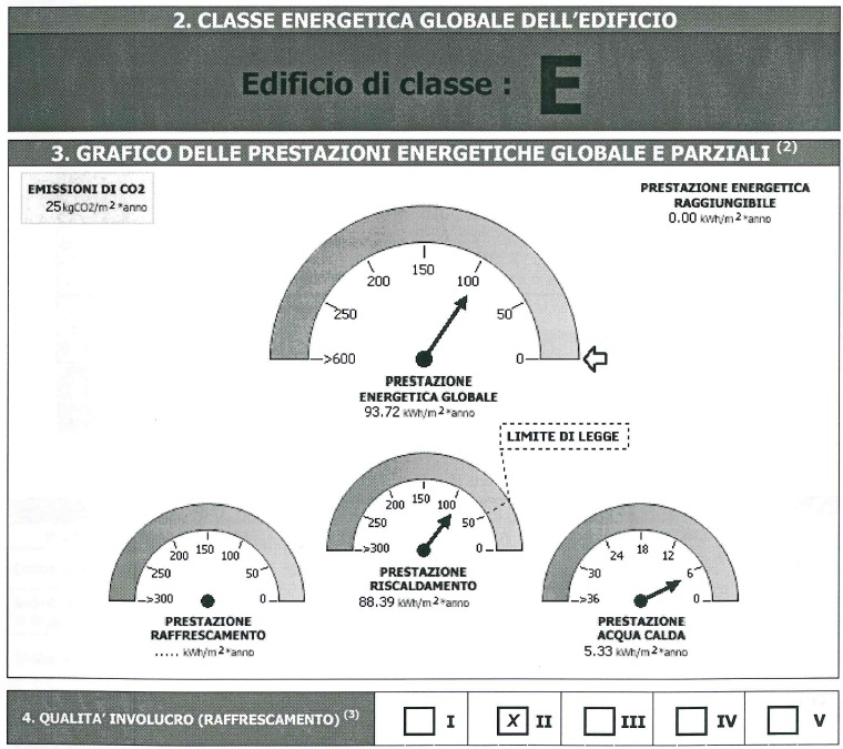 Planimetria 2/2 per rif. 6946-02