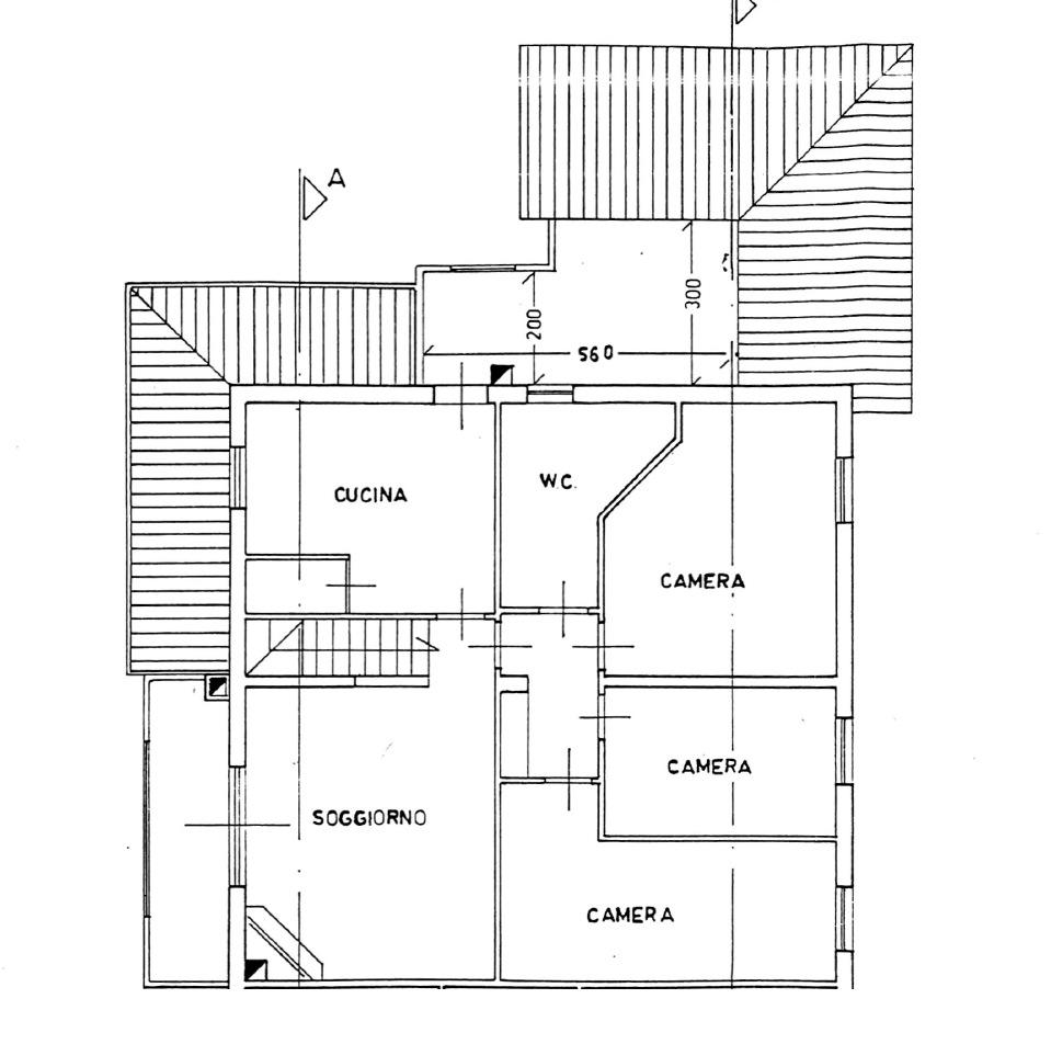 Planimetria 1/2 per rif. 8342-02