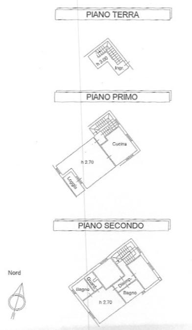 Planimetria 1/2 per rif. 8341-04