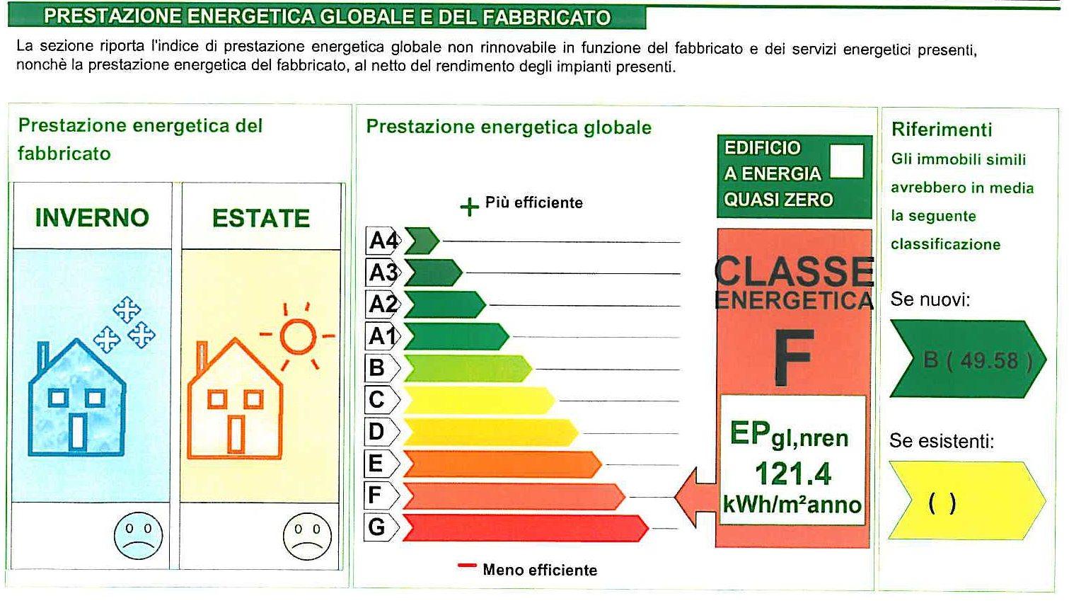 Planimetria 2/2 per rif. 8409-03