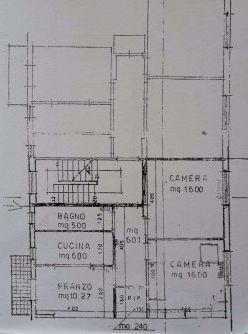 Planimetria 1/2 per rif. 8475-02