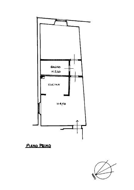 Planimetria 1/2 per rif. 6831-06