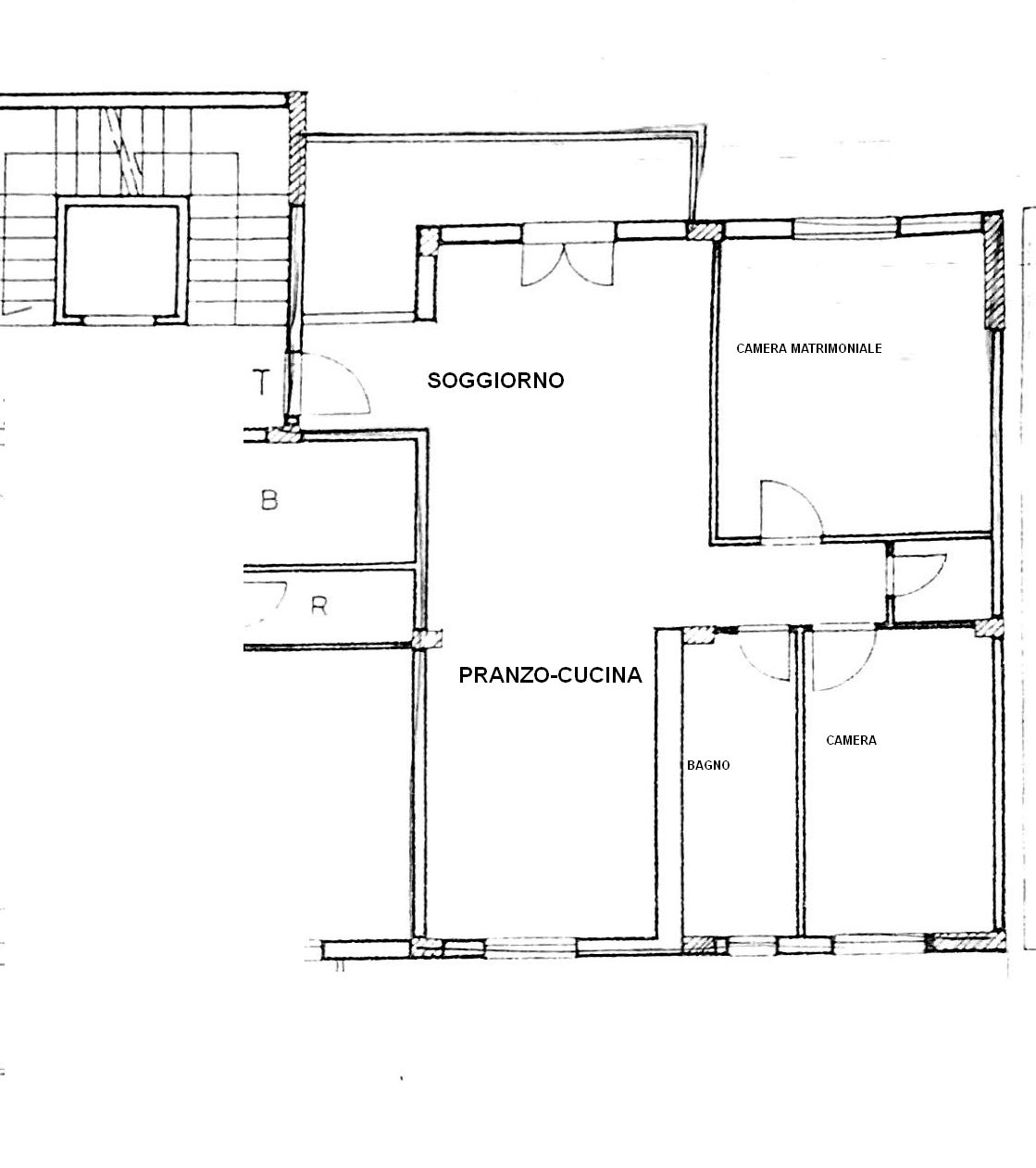 Planimetria 1/1 per rif. 8507-03
