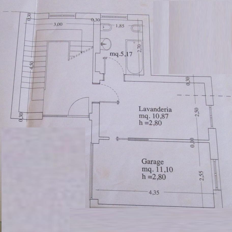 Planimetria 2/2 per rif. 8147 - 02