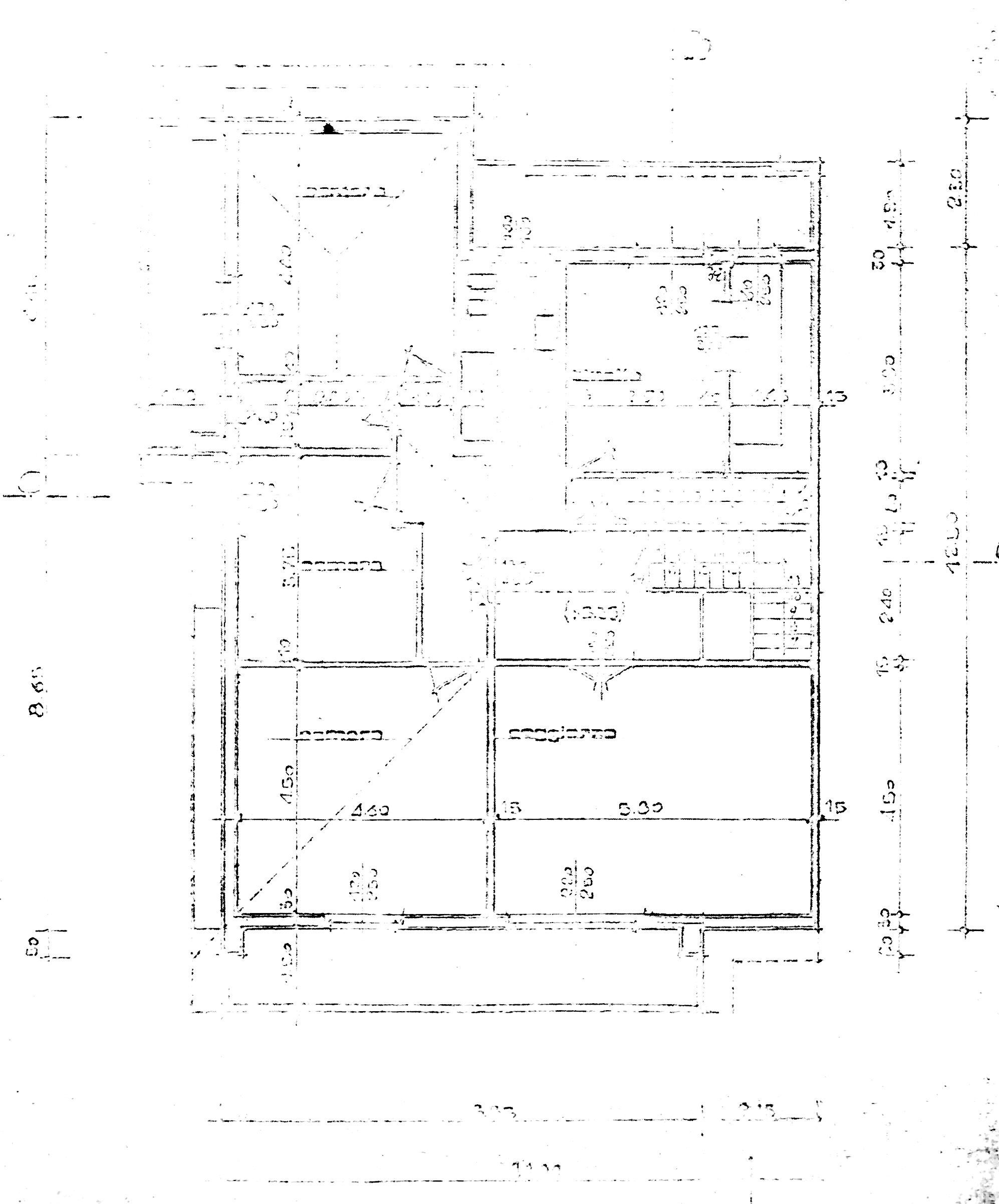 Planimetria 2/3 per rif. 8397