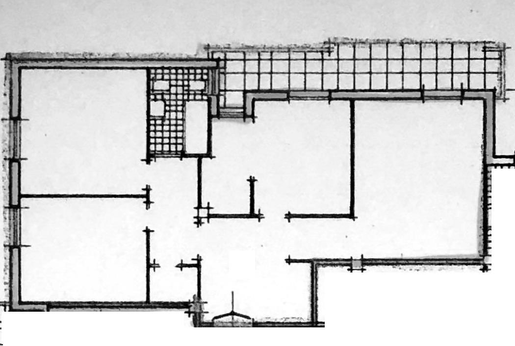 Planimetria 1/2 per rif. 8593