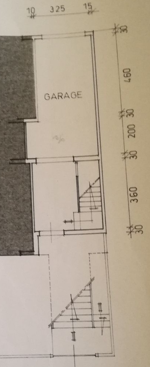 Planimetria 2/3 per rif. 8598