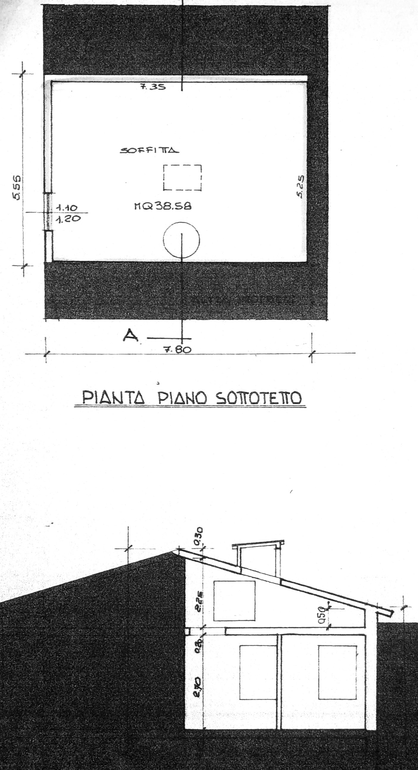 Planimetria 3/3 per rif. 8531