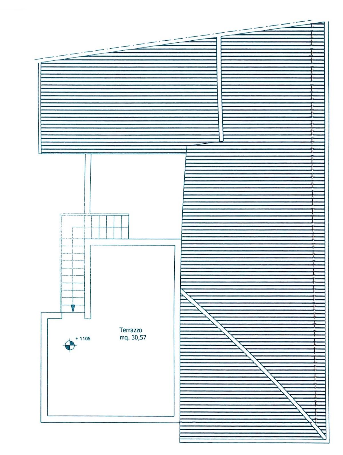 Planimetria 4/4 per rif. 8654