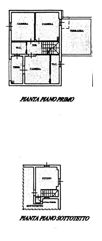 Planimetria 2/5 per rif. 8635