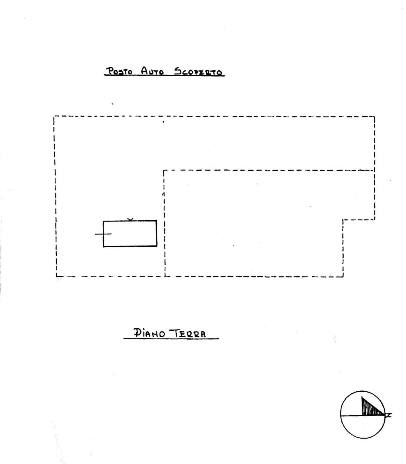 Planimetria 2/3 per rif. 8692-01