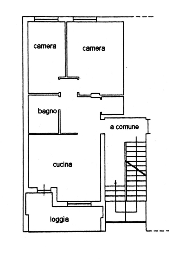 Planimetria 1/1 per rif. 8744