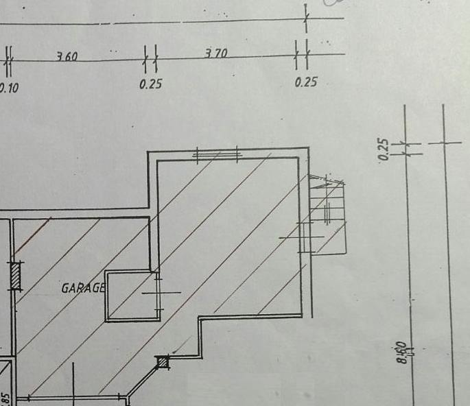 Planimetria 2/3 per rif. 8747