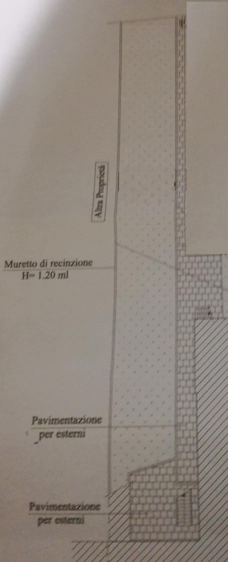 Planimetria 2/3 per rif. 8754