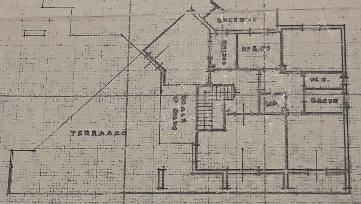 Planimetria 1/1 per rif. 8751