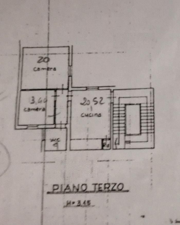 Planimetria 1/2 per rif. 8769