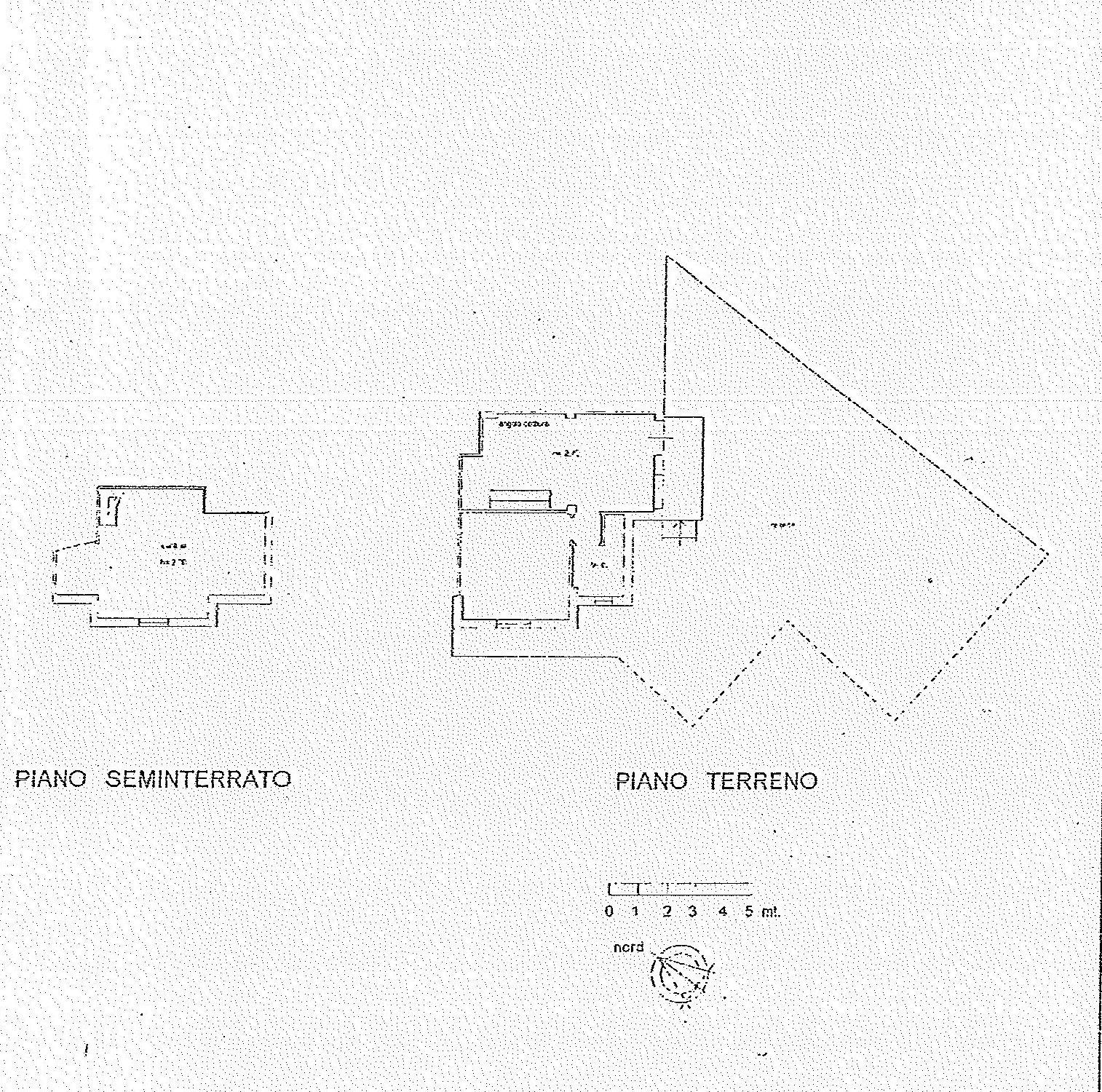 Planimetria 1/1 per rif. 8801