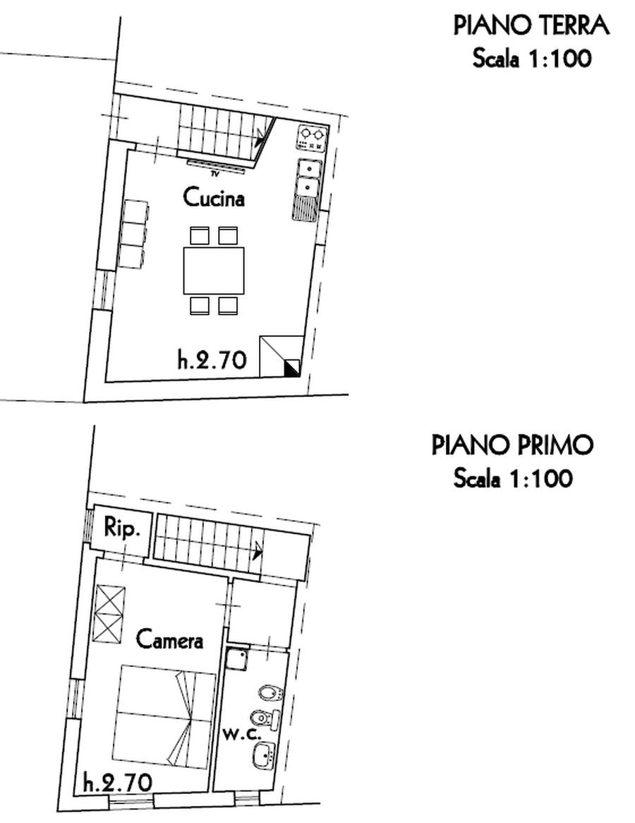 Planimetria 1/1 per rif. 8821-03