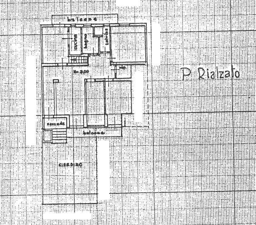 Planimetria 1/2 per rif. 8822