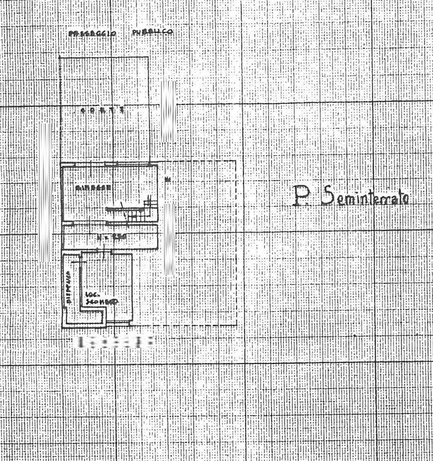 Planimetria 2/2 per rif. 8822