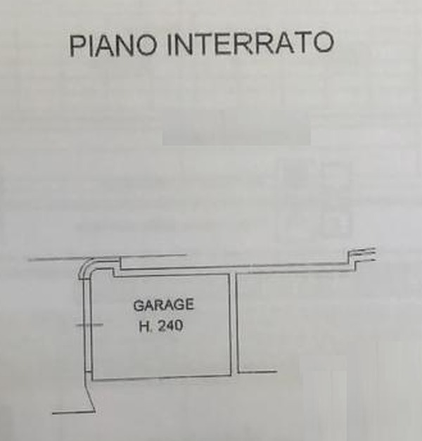 Planimetria 2/3 per rif. 8835