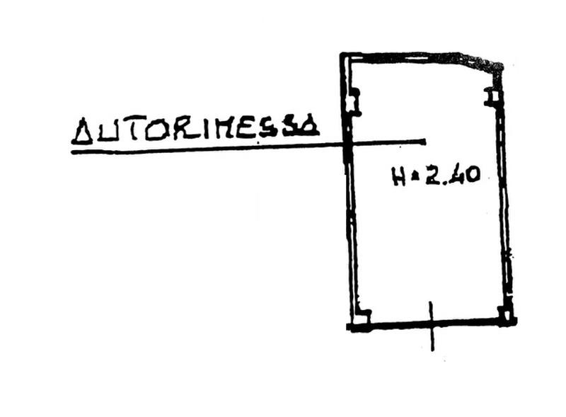 Planimetria 2/2 per rif. 8836