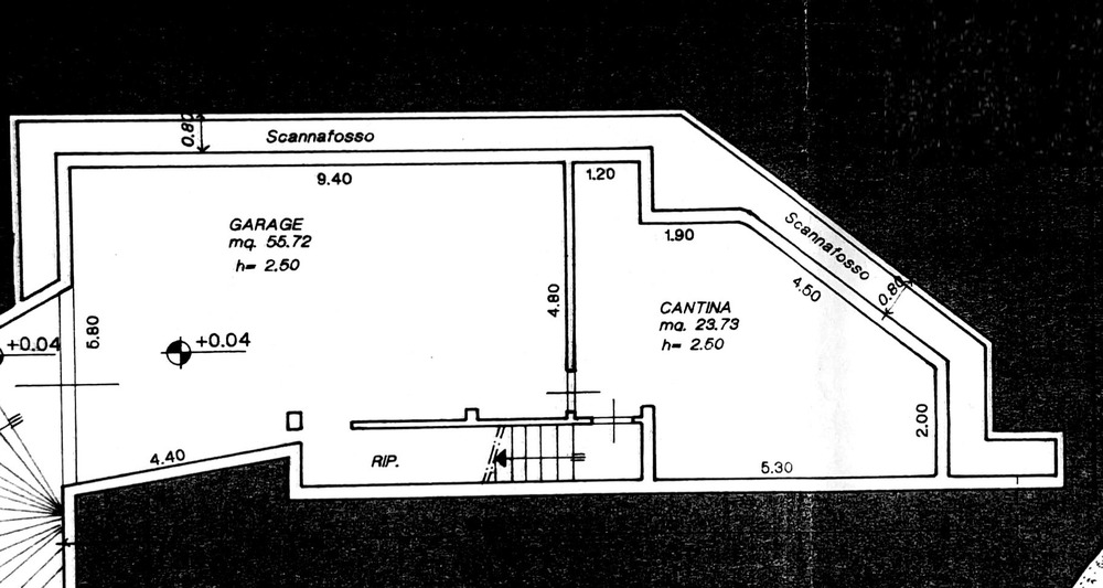 Planimetria 3/3 per rif. 8752
