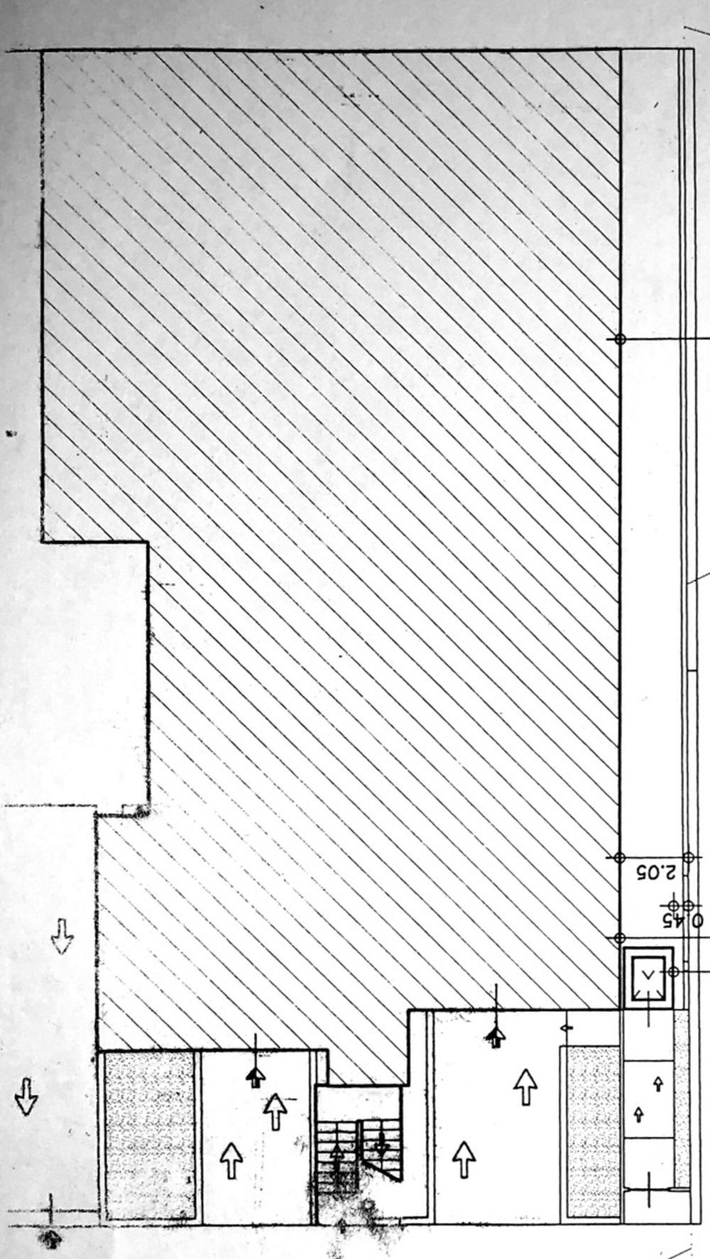Planimetria 1/2 per rif. 590