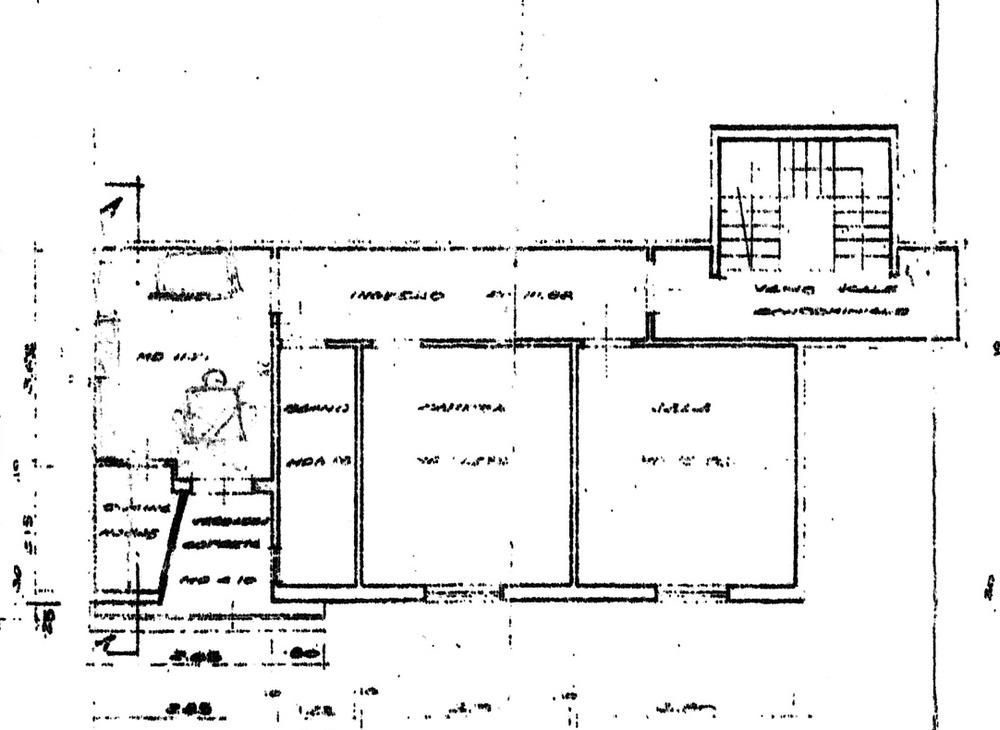 Planimetria 1/2 per rif. 8849