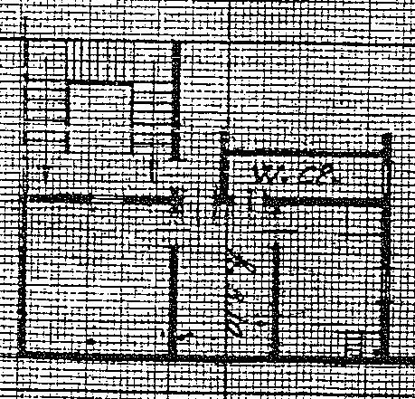 Planimetria 1/2 per rif. 8873