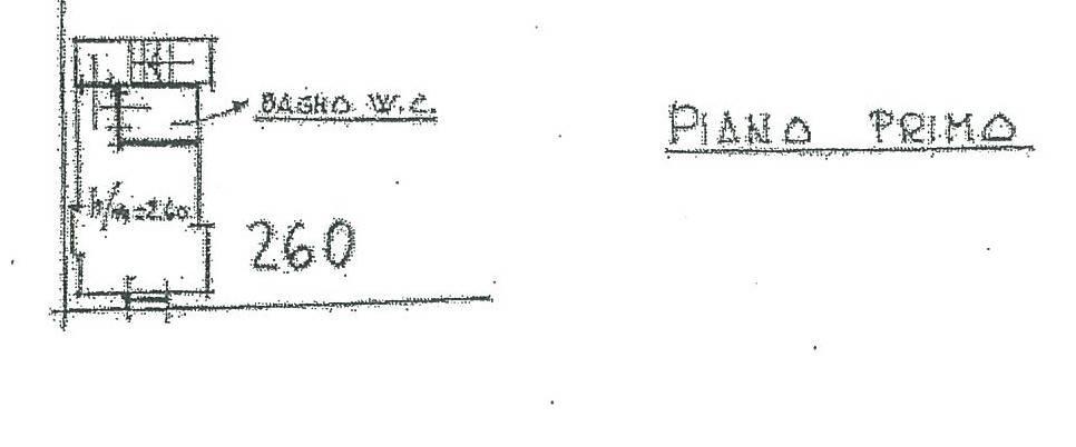 Planimetria 2/2 per rif. 8887