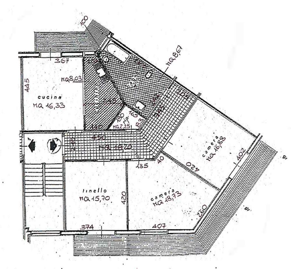Planimetria 1/1 per rif. 8867