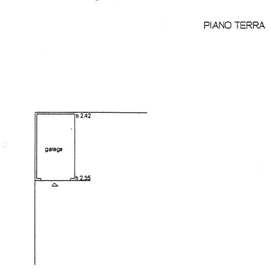 Planimetria 2/3 per rif. 8880