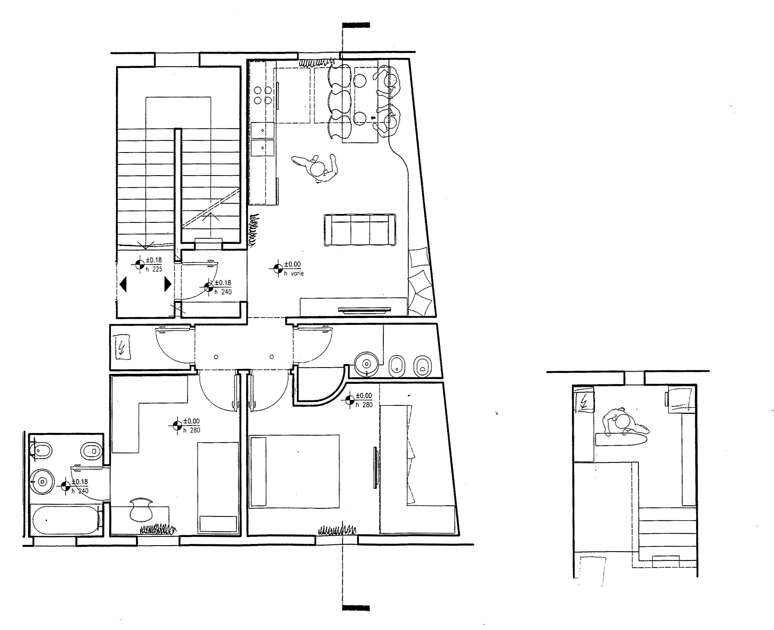 Planimetria 1/1 per rif. 6192