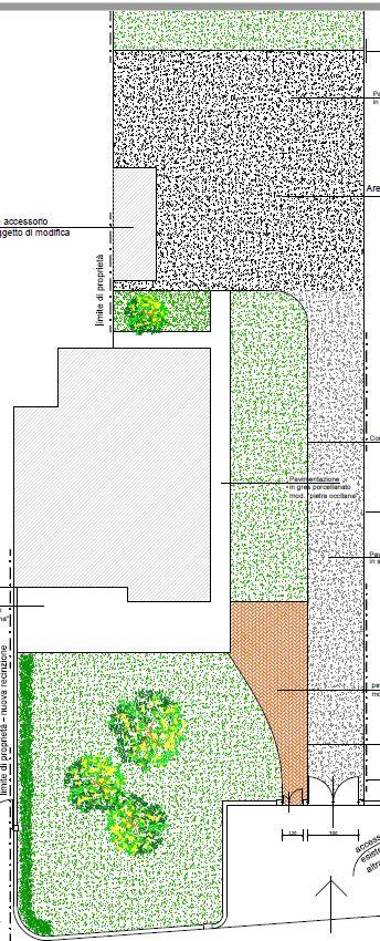 Planimetria 2/2 per rif. 8925