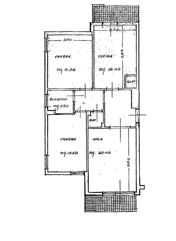 Planimetria 1/1 per rif. 8924
