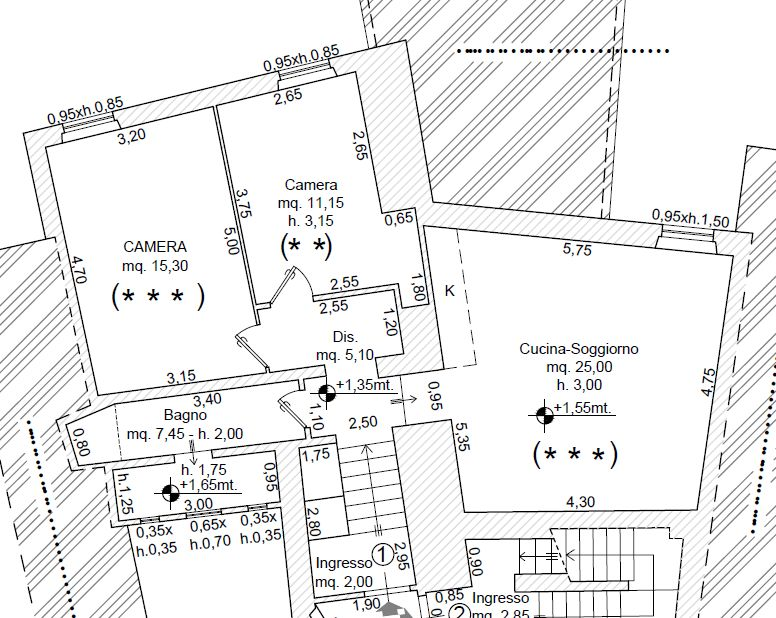 Planimetria 1/1 per rif. 8928